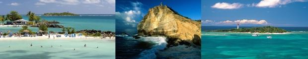 Guadeloupe - Tourism