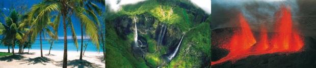 Ile La Reunion - Tourism
