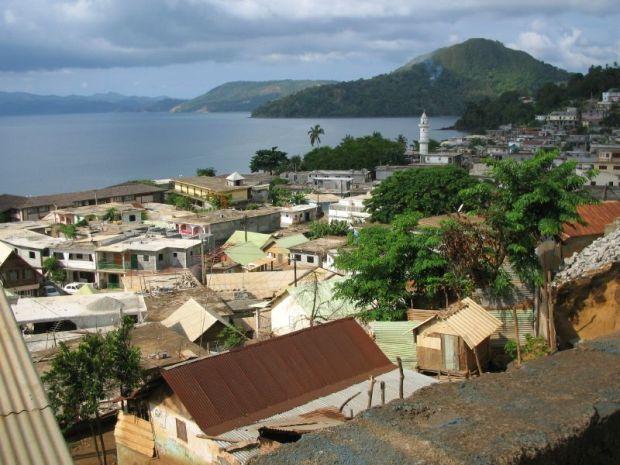 Vila costeira de Sada, A Coruñ.... estoooo..., Mayotte.