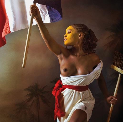 Vive la France d'outre-mer!